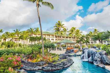 Grand Hyatt Kauai Resort and Spa - Luxurious Kauai Oceanfront Resort - Save 0%