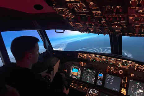 Ascent Aviation - 30, 60, 90 or 120 minute flight simulator experience for one - Save 51%