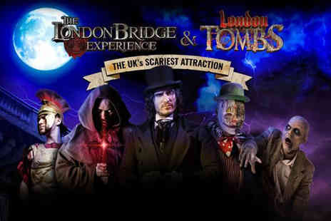 The London Bridge Experience - Adult or child ticket - Save 42%