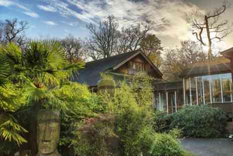 Marwell Hotel - 1 or 2 Nights for Two with Breakfast and Option for Zoo Tickets - Save 37%