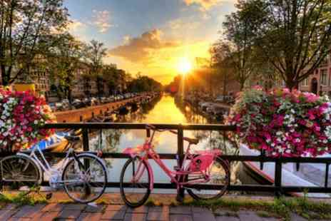 Amsterdam City Break - 2 to 4 Nights at Choice of Hotels with Return Flights - Save 0%