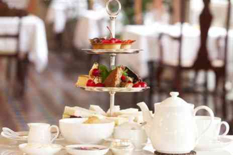 Treat Street - Belgian Chocolate Afternoon Tea for Two or Four - Save 31%