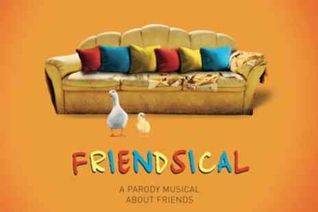 Friendsical - Ticket from 14th To 26th October - Save 0%
