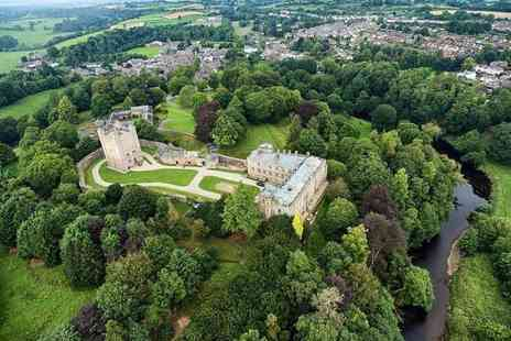 Appleby Castle - Overnight stay for two people with continental breakfast - Save 43%