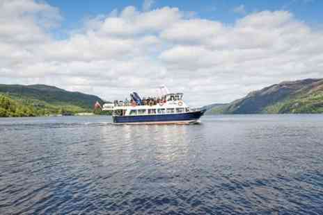 The Hairy Coo - Loch Ness, Highlands and Whisky Distillery Day Tour - Save 0%