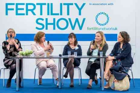 The Fertility Show - Two Tickets from 2nd To 3rd November - Save 0%