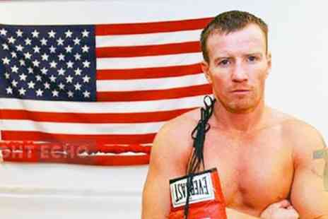 An Evening with Micky Ward - One, two or four tickets from 26th October - Save 29%
