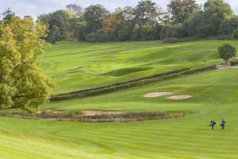 Surrey National Golf Club - Day of Golf with 60 Range Balls for Up to Four - Save 71%