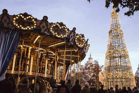 Worldwide Tours and Travel - 2 To 3 Nights Christmas Market Break With Hotel & Flights - Save 0%