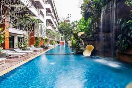 Jambuluwuk Oceano Seminyak - Four Star Idyllic Rooftop Infinity Pool Views with Optional City Escape - Save 28%