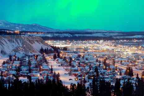 Best Western Gold Rush Inn - Whitehorse Hotel with Aurora Lights Tour - Save 0%