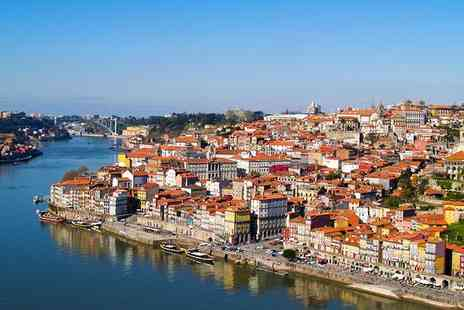 Crowne Plaza Porto - Five Star Cultural Break in Enticing City for two - Save 65%