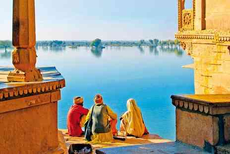 Splendours of Rajasthan - Discover Fairytale Lands, History and Culture - Save 0%