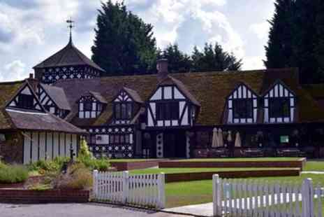 Hever Hotel & Country Club - Standard Double or Twin Room for Two with Breakfast and Optional Massage - Save 71%