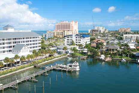 Worldwide Travel & Tours - Escape with a 5, 7, 10 or 14 nights getaway to Clearwater, Florida Now with the ability to chose your own flight - Save 28%
