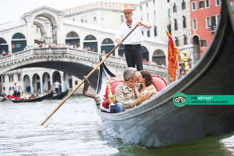 Fly Trip Travel - Escape with a two, three or four nights getaway to Venice Now with the ability to choose your flight - Save 33%