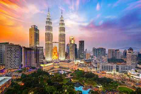 Great Pacific Travels - Seven nights Singapore and Malaysia getaway with transfers and flights - Save 39%