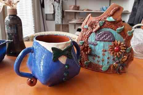 Julie p - Learn how to make a cup or mug using a slab - Save 0%