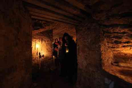 Mercat Tours - Edinburgh Night Walking Including Underground Vaults - Save 0%