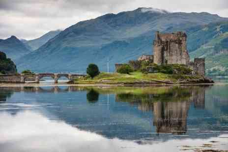 The Hairy Coo - 5 Day Isle of Skye, Oban, St Andrews and North West Highlands Tour - Save 0%