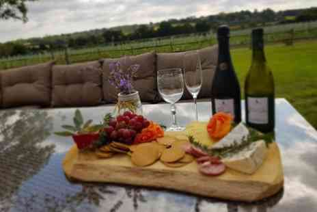 Oastbrook Estate Vineyard - Wine tasting in vineyard - Save 0%