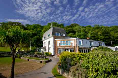 Oxwich Bay Hotel - One Night Gower Coastal Break for Two - Save 0%