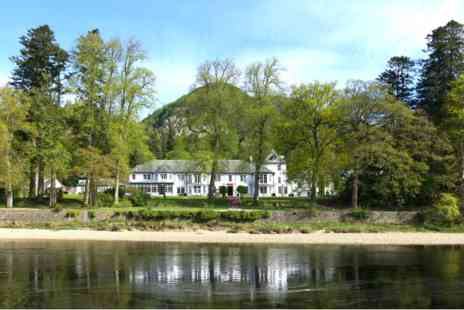 Dunkeld House Hotel - Two Nights Deluxe Scottish Break for Two - Save 0%