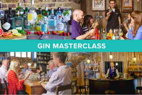 Virgin Experience Days - Gin Masterclass for Two - Save 0%