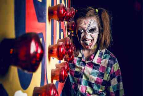 The London Bridge - Phobophobia 13 The Ultimate Halloween Scare Event for Two - Save %