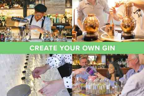 Virgin Experience Days - Create Your Own Gin for Two - Save 0%