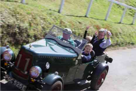 Brooklands Museum - Family Visit - Save 0%