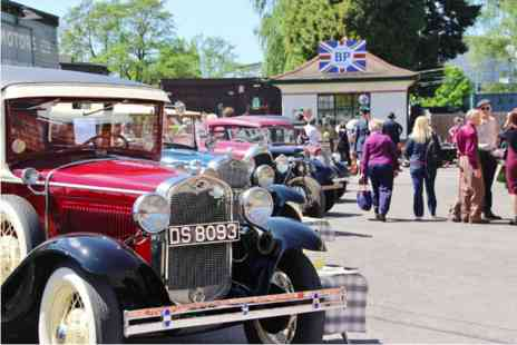 Brooklands Museum - Visit for Two - Save 0%