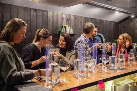 Gorilla Spirits - Gin School, Tastings and Behind the Scenes Distillery Tour for Two - Save 0%