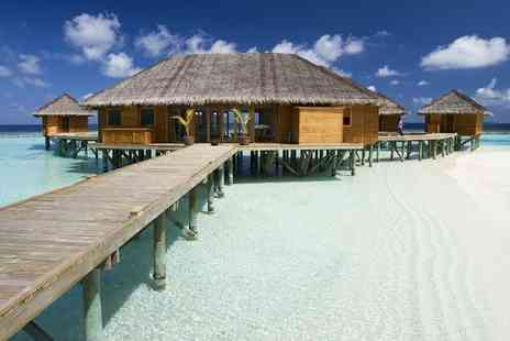 Vakarufalhi Maldives - Four Star Tropical Island Stay in Remote Exotic Paradise - Save 0%