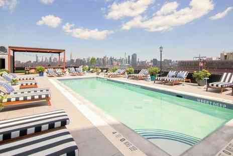 The Williamsburg Hotel - Five Star Chic Hotel with Rooftop Bar in Trendy Neighborhood - Save 66%