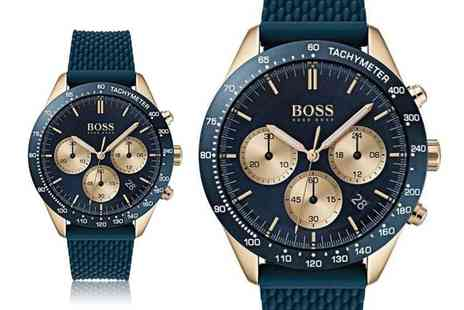 Best Watch Company - Hugo Boss Talent HB1513600 mens watch - Save 63%