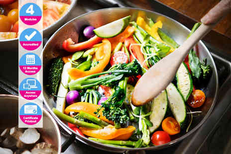 International Open Academy - Accredited gluten free cooking course - Save 86%
