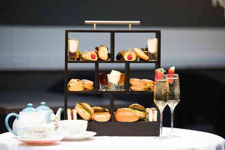 The Savannah Bar and Restaurant - Traditional afternoon tea for two glass of Prosecco each - Save 44%