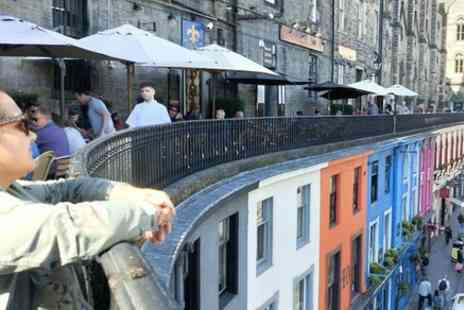 Rishi - Discover Edinburgh old town and enjoy an authentic indian dinner - Save 0%