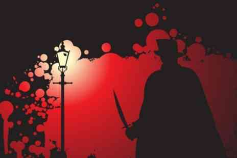 London Premier Walking Tours - Jack The Ripper Tour with Meal for Up to Four - Save 20%