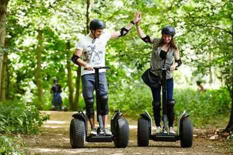 Segway Events - Tatton Park Segway Adventure - Save 0%