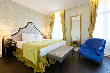 Stanhope Hotel Brussels by Thon Hotels - Five Star Lavish Boutique in Excellent City Location for two - Save 73%
