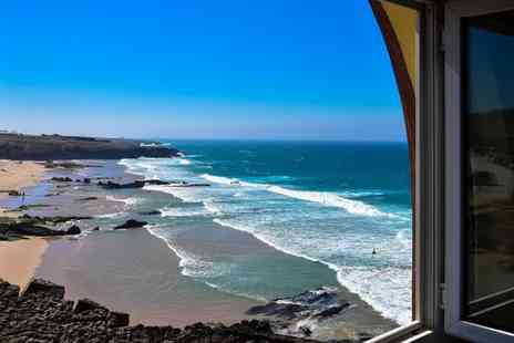 Hotel Fortaleza do Guincho - Five Star 17th Century Fortress with Michelin Star Restaurant for two - Save 46%