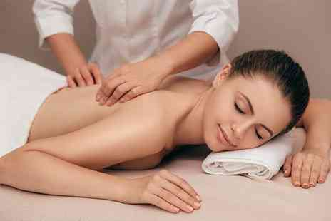 Hairbase - 40 minute back, neck and shoulder massage or a one hour full body massage - Save 0%