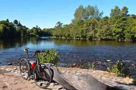 Ticket to Ride Bike Hire - Cycle To Loch Ness Self Guided - Save 0%