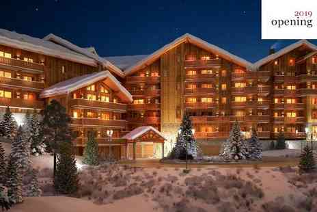 Residence Pierre & Vacances Premium L Hevana - Five Star Modern Apartments in Brand New Alpine Chalets - Save 0%