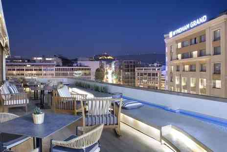 Wyndham Athens Residence - Stylish New Hotel in the Heart of the Ancient Capital for two - Save 0%