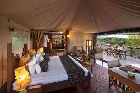 Neptune Mara Rianta Luxury Camp - Five Star Unforgettable Safari Camping and Relaxing Beach Bliss - Save 0%
