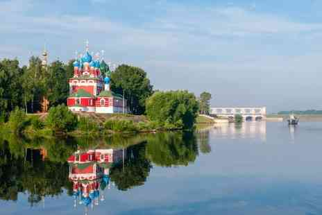 River Cruise through Russia - Five Star Unmissable Cruise Through Majestic Landscapes - Save 0%