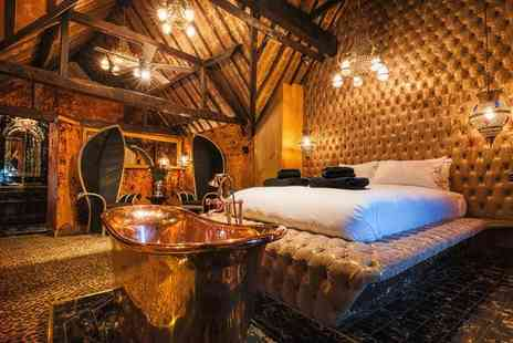The Crazy Bear Stadhampton - Five Star Quirky Design  Opulence in Unique Surroundings - Save 60%
